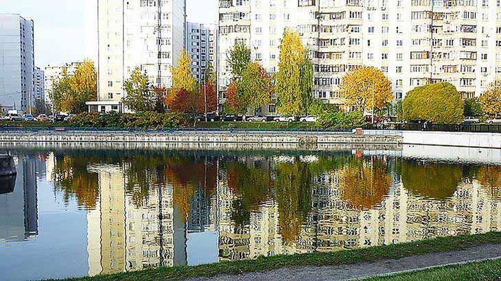 Михайловские пруды Зеленоград, утренняя прогулка