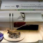 Швейно-вышивальная машина Husqvarna  TOPAZ 30