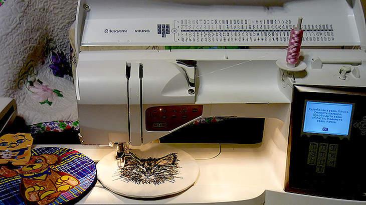 Как обновить старую прихватку, процесс изготовления «рубашки» пошагово с фотографиями