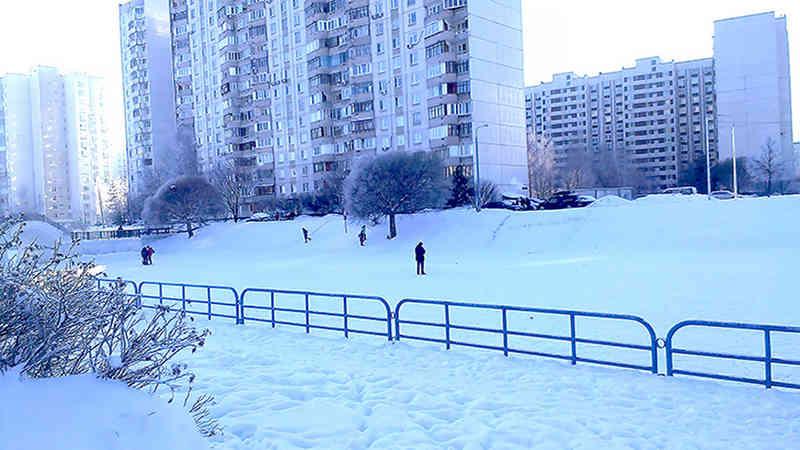 Прогулка в мороз: польза или вред для человека