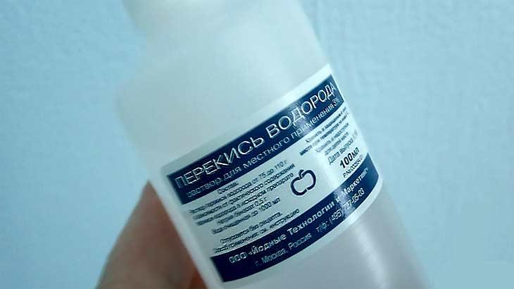 Перекись водорода: польза и вред, 10 полезных свойств перекиси водорода, которые пригодятся в быту