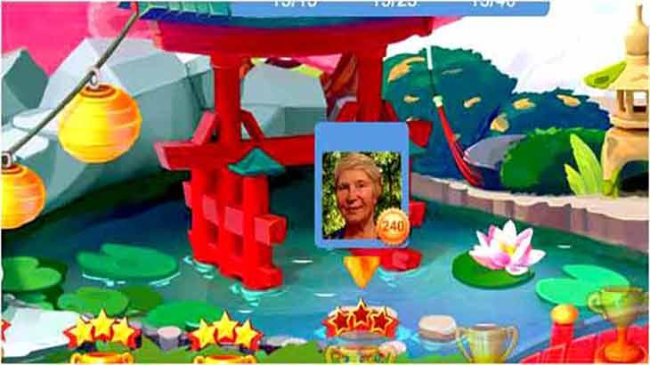 Фрагмент онлайн-игры  «5 отличий», мой опыт прохождения уровня, видео