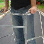 использование ходунков