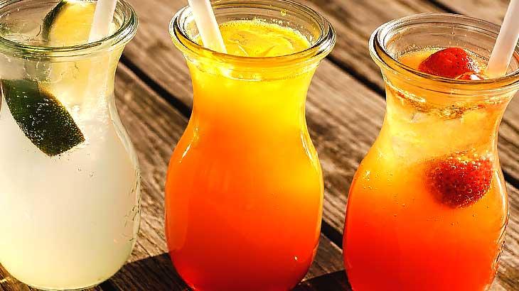 5 причин, почему нужно пить свежевыжатые соки