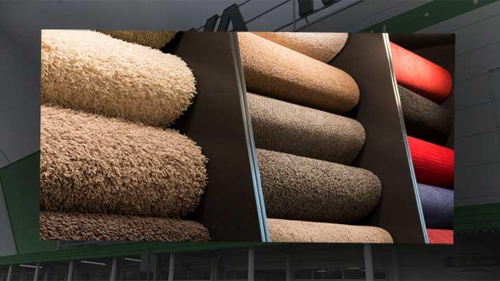 Как выбирать ковролин для квартиры, его преимущества и недостатки