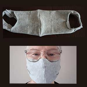 маска готова