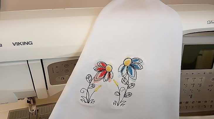 Как сшить полотенце-колокол для кухни пошагово с фото