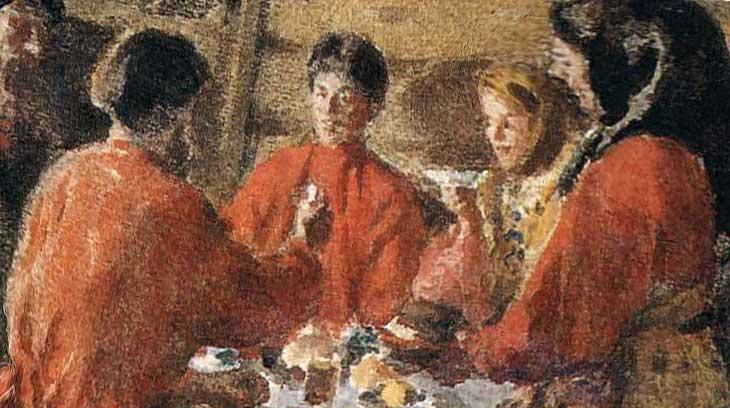 Особенности славянского гостеприимства: от традиций застолья до заключительного тоста «на посошок»