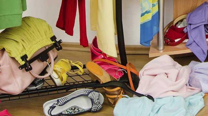 Как навести порядок в гардеробе, секреты от современных хозяек