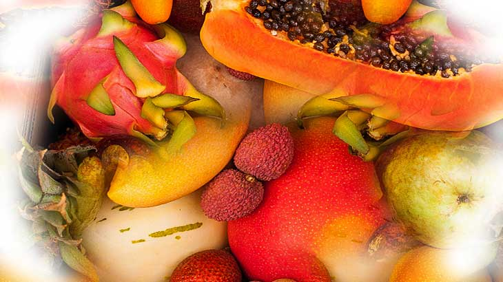 Экзотические фрукты: состав, вкус, калорийность, польза