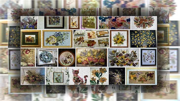С чего начать, как подготовить и хранить  материалы для создания композиций из сухоцветов