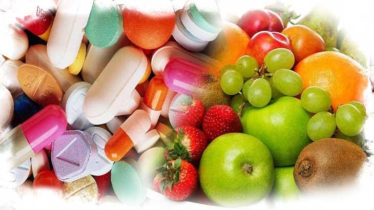 Что выбрать, если организм нуждается в минералах: биологически активные добавки  или  здоровую пищу