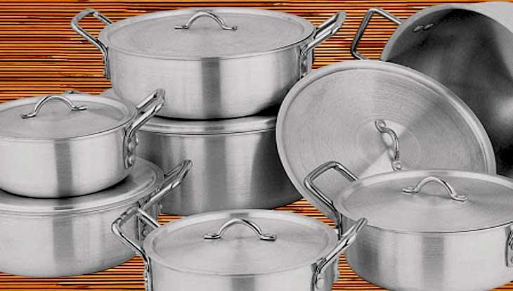 выбор алюминиевой посуды