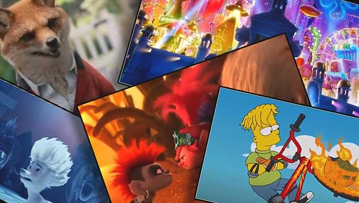 Обзор интересных мультфильмов 2020 года