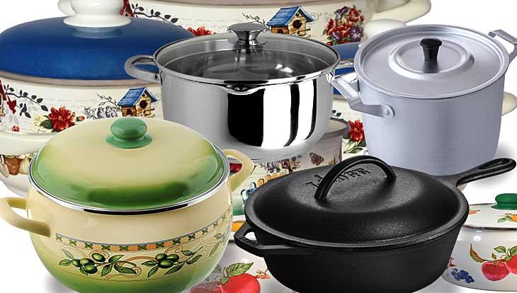 Как выбрать металлическую посуду, секреты выбора, плюсы и минусы