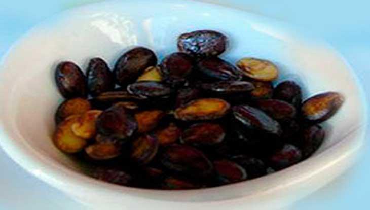 полезные для оздоровления семена арбуза