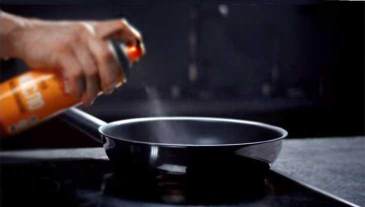 20 гениальных способов использования кулинарного спрея