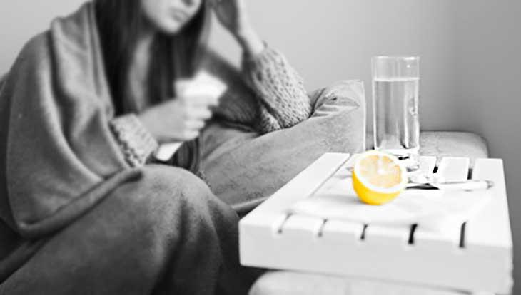 гриппозное состояние