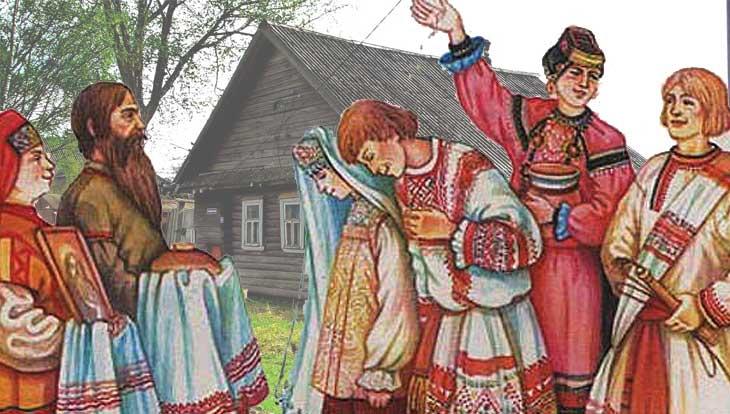 Как праздновать свадьбу по славянским традициям