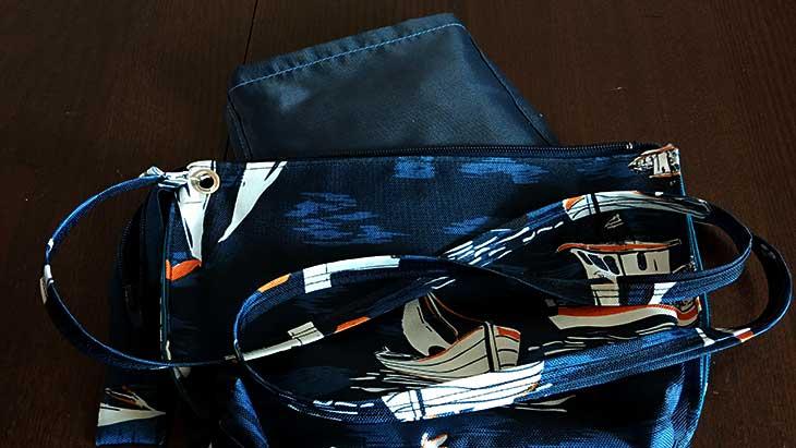 Как сшить сумку — трансформер из остатков, пошагово с фото