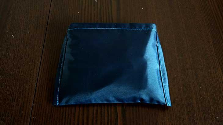 сумка поместилась в кармане