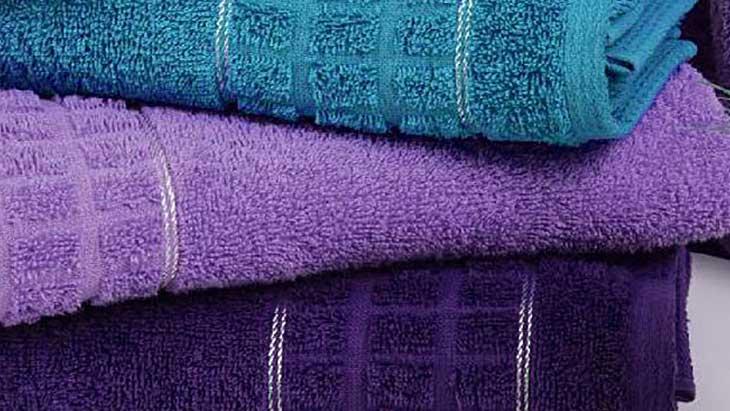 Как придать мягкости махровым полотенцам, советы опытных хозяек