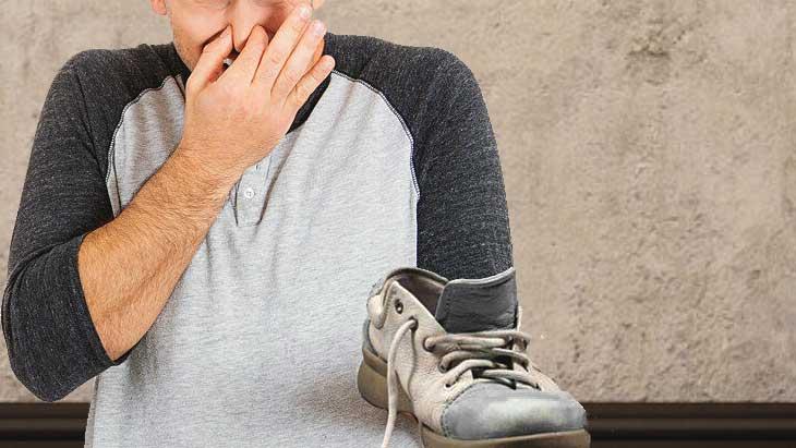 Как избавиться от запаха в обуви, причины, способы устранения